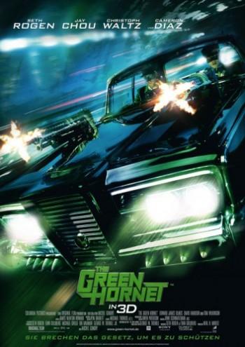 Зеленый Шершень смотреть онлайн
